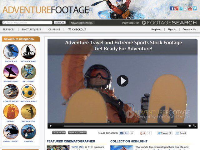 adventure-footage