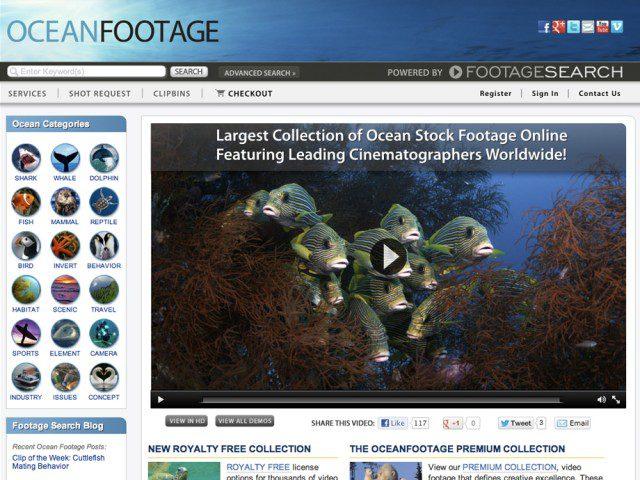 ocean-footage