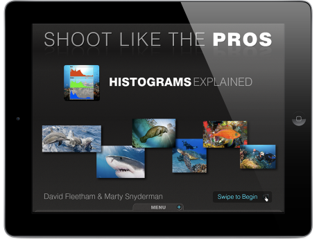 histograms-application-landing-screen