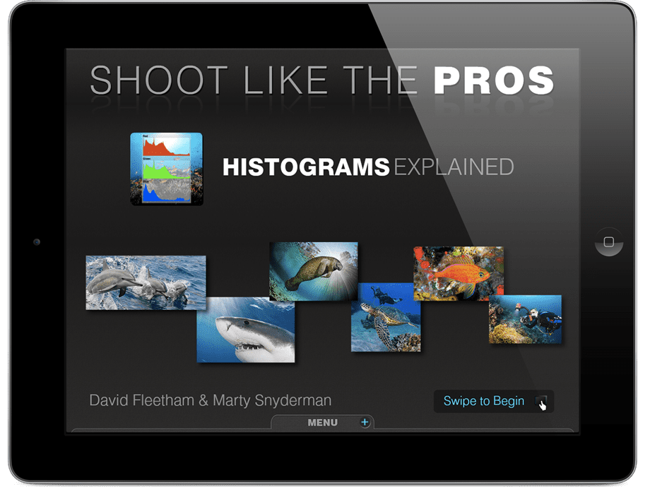 histograms-application-landing-screen